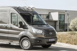 Ford Transit 2014 > Front Top Bar