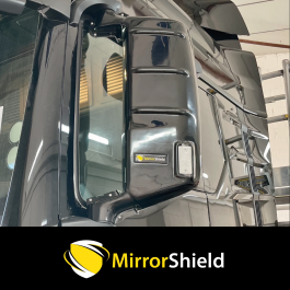 MAN TG3 TGX GX/GM/GN Wide Can 2020 on MirrorShield - Super Strong Mirror Guard / Protector (Pair)