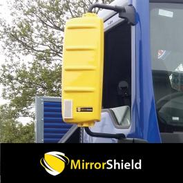 MAN TGM / TGL MirrorShield - Super Strong Mirror Guard / Protector (Pair)