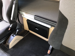 MAN TGS (2018 Facelift Onwards) Under Bunk Fridge Kit - 30 Litres