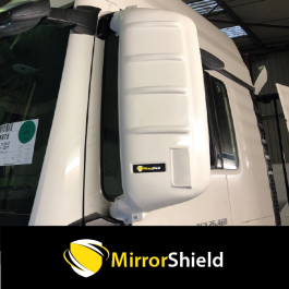 MAN TGX MirrorShield - Super Strong Mirror Guard / Protector (Pair)