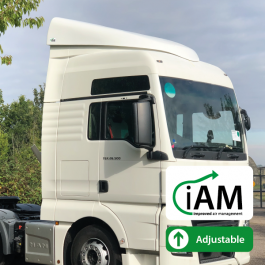 iAM MAN TGX XXL Cab High Volume Air Management Kit. Full kit.