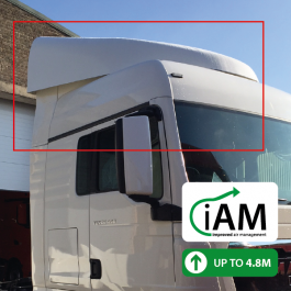 iAM MAN TGX XLX High Volume AMK. To Suit Factory Uprights