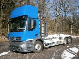 Mercedes Antos Day Cab Conversion for addition of Sleeping Area / Sleeper Pod - Fitting Included at Kuda