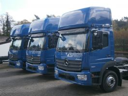 Mercedes Atego Day Cab Conversion for addition of Sleeping Area / Sleeper Pod - Fitting Included at Kuda