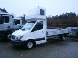 Sprinter (2006 onwards) Sleeper Pod, Also Fits New 2014 Onwards Shape