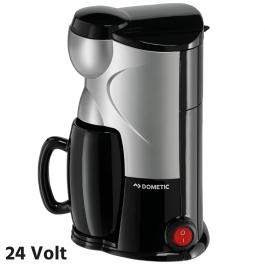 Dometic 24 Volt Coffee Maker For One 150ml 170 Watt Plug And Play - Includes Mug