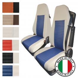 Pair Of The Best Professional Premium Seat Covers Tailored Fit Suitable For Volvo FM or FH