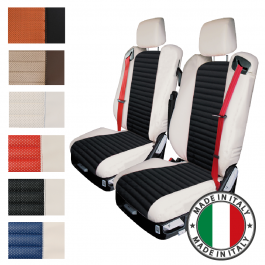 Pair Of The Best Professional Premium Seat Covers Tailored Fit Suitable For Renault T/K/C/D