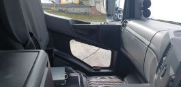 Lower Level Passenger Window to suit Mercedes Actros 4 / 5 - Fully Fitted, Blind Spot Window.