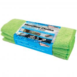 Washable Microfibre Polishing Cloth 36x36cm Packet Of 2