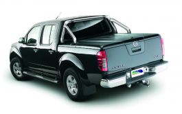 Aluminium Side Steps for Nissan Navara 2005 -