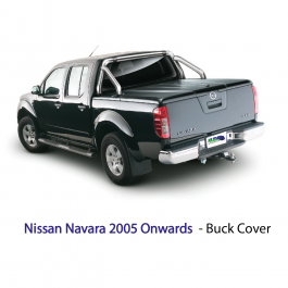 Nissan Navara 2005 Onwards - Buck/Tonneau Cover