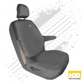 Heavy Duty Vauxhall Vivaro Driver Seat Cover (2014 +) - 3 Piece Set