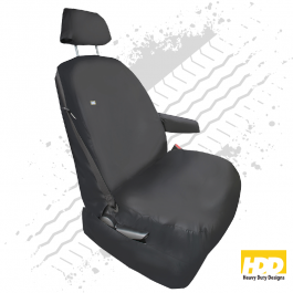Heavy Duty VW Crafter Driver Seat Cover (2014 - 16) - 3 Piece Set