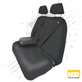Heavy Duty VW Crafter Passenger Seat Cover (2014 - 16) - 3 Piece Set