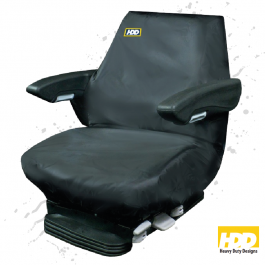 Heavy Duty Agricultural Large Tractor Seat Cover - Universal