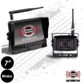 Wireless Heavy Duty Camera Kit, 7″ Dashboard Monitor U shaped bracket 12v / 24v