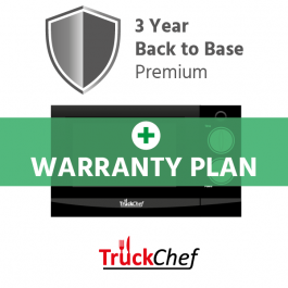 TruckChef Premium Warranty Plan - 3 year Return to Base