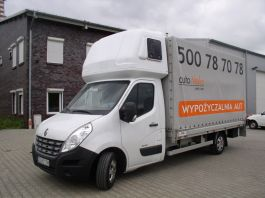 Renault Master 3 (2010 New Shape) Sleeper Pod