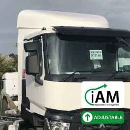 iAM Renault T / C Range, Day Cab, Low Roof - Full Air Management Kit