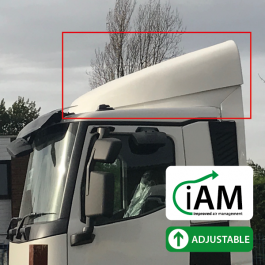 iAM Renault T / C Range, Day Cab, Low Roof - Top Spoiler
