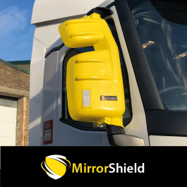 Renault T, C, K Range MirrorShield - Super Strong Mirror Guard / Protector (Pair)