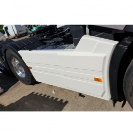Renault T-High and T Range 6x2 Sideskirts 3.2m, TAG Wheelbase (Rear airtanks)