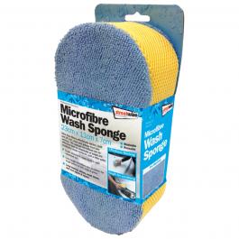 Microfibre Wash Reusable Sponge - Effortless Washing