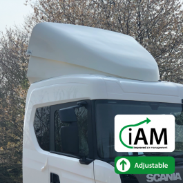 iAM Scania P Next Gen CP20N Sleeper Cab - Top Spoiler