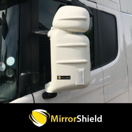 Scania R, G and P Series MirrorShield - Super Strong Mirror Guard / Protector (Pair)