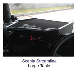 Scania Streamline Driver Cab Large Table