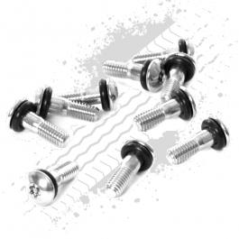 Set of 10 Wheel Trim Screws