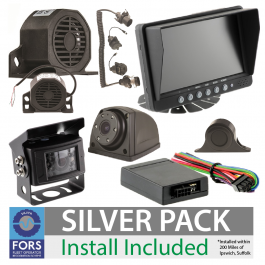 FORS Approved Silver Camera and Sensor Kit - For Artic Unit, Install Included.