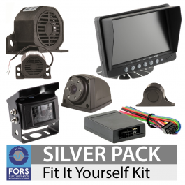 FORS Approved Silver Camera and Sensor Kit - For Rigid Unit, Fit it Yourself Kit
