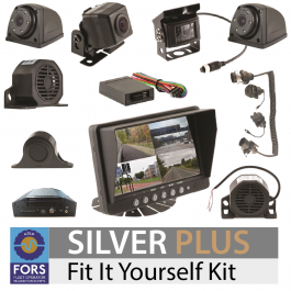 FORS Approved Silver Plus Camera and Sensor Kit - Rigid or Artic, Fit it Yourself Kit.