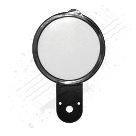 Single Licence Disc / Tax Disc Holder (Black)
