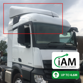 iAM Mercedes Actros StreamSpace Narrow (2.3m) High Volume AMK. To Suit Factory Uprights