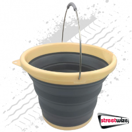 Streetwize Collapsible Bucket