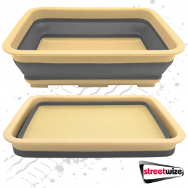 Streetwize Collapsible Washing Up Bowl
