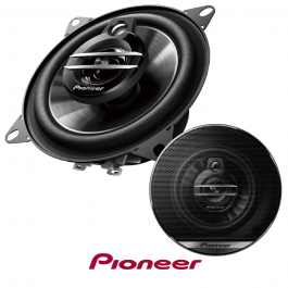 Pioneer 10cm 3-Way Coaxial Truck Speakers 210 Watt - Pair