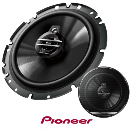 Pioneer 17cm 3-Way Coaxial Truck Speakers 300 Watt - Pair