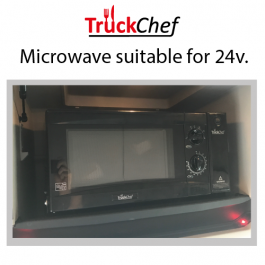 Microwave to suit Scania Next Gen S/R Highline