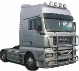 MAN TGA/TGX XL Cab to XXL High Roof Conversion