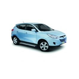 Aluminium Side Steps for Hyundai IX35 2010 -