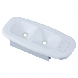 Suitable For Mercedes Sprinter & Vito 6 Watt LED Interior Light Direct Plug & Play Replacement.