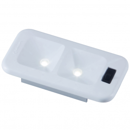Suitable For Citroen, Fiat, Peugeot, Vauxhall 6 Watt LED Interior Light Direct Plug & Play Replacement.