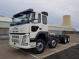 Lower Level Passenger Window to suit Volvo FM / FMX - Fully Fitted, Blind Spot Window.