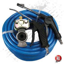 Air Duster Gun Set for Trucks, 20m, 300psi, Blue