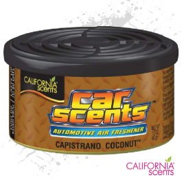 California Scents Air Freshener - Capistrano Coconut